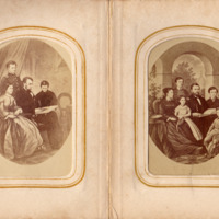 Pages 26 - 27 of Schweigert Family Photo Album