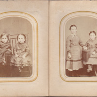 Pages 18 - 19 of Schweigert Family Photo Album