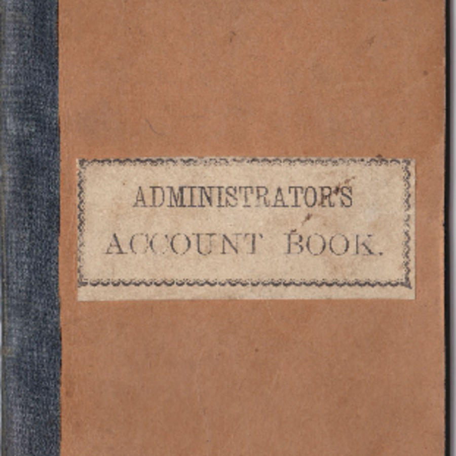 Administrator's Account Book