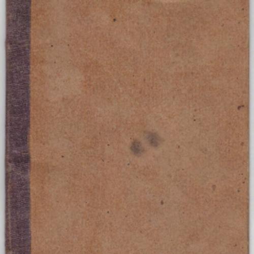 Religious Notebook