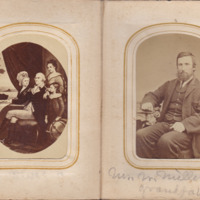 Pages 28 - 29 of Schweigert Family Photo Album&lt;br /&gt;<br />